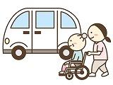 病院受診(介護タクシー)